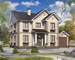 Проекты домов из керамзитобетона на 150 кв м бетон студия